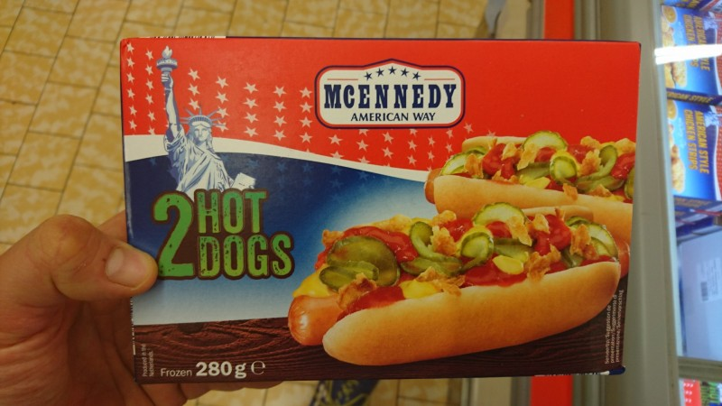 Hot Dog Kalorien : mcennedy hot dogs kalorien n hrwerte produktdaten ~ Watch28wear.com Haus und Dekorationen