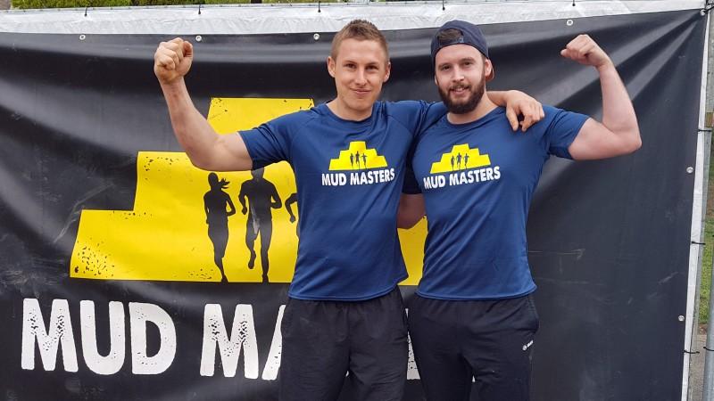 Wir haben die 12 Kilometer Mud Masters 2017 bezwungen