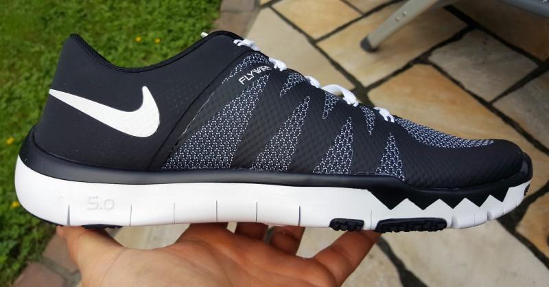 Der Nike Free ist kein Barfußschuh