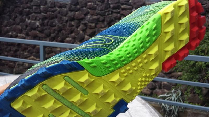 Das Profil für einen OCR Schuh ist wichtig