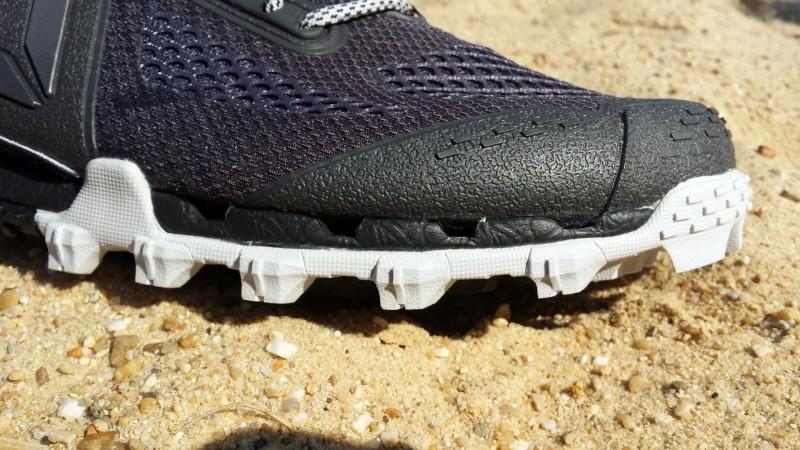 H2O Drain System - Der Schuh saugt kein Wasser