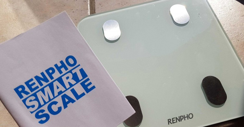RENPHO Body Fat Scale - Review - Test, Experience and Opinion