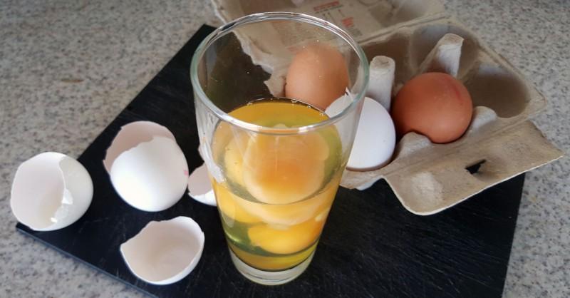 Sind rohe Eier ungesund und gefährlich?
