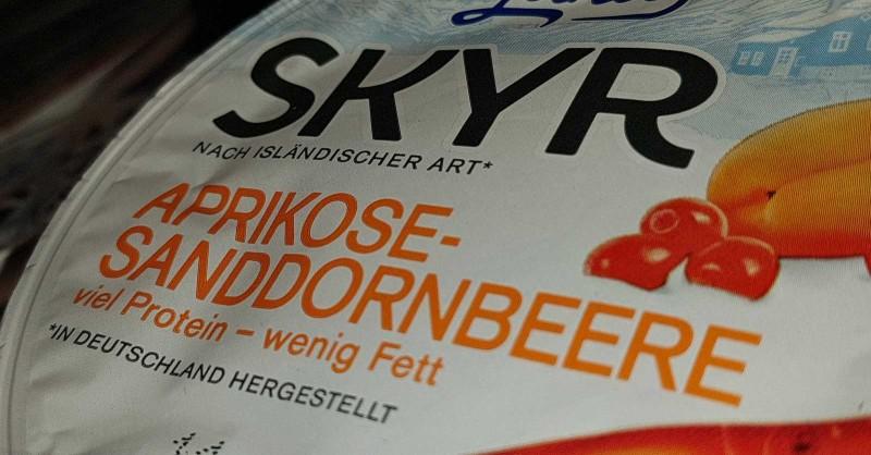 Enthält Skyr Zucker?