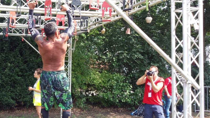 sportograf war für die Fotos beim Spartan Race verantwortlich