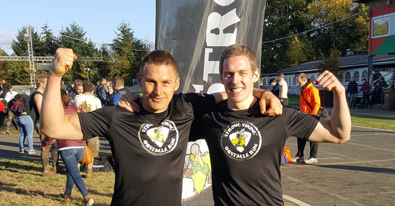 Strong Viking Brother Edtion 2016 in Frankfurt - Erfahrungsbericht