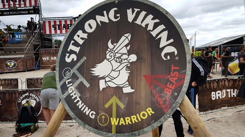 Strong Viking Water Edition 2018 in Nijmegen