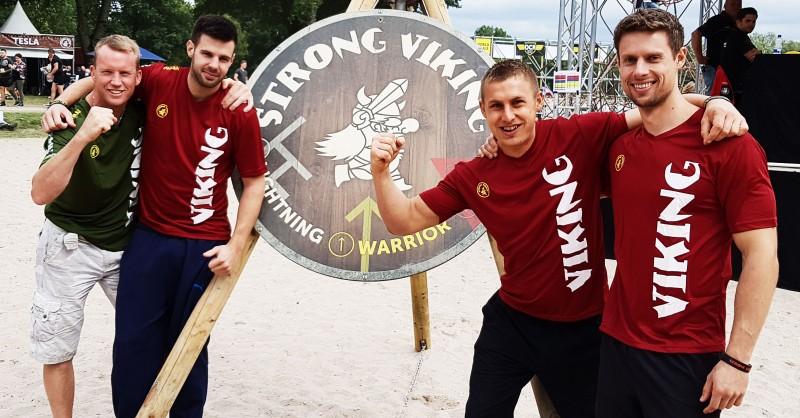 Strong Viking Water Editon Nijmegen 2018 - Erfahrungsbericht