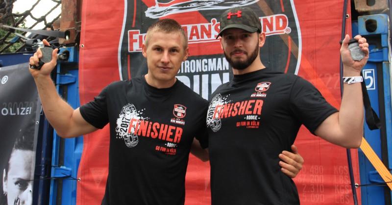 StrongmanRun in Köln 2017 - Erfahrungsbericht