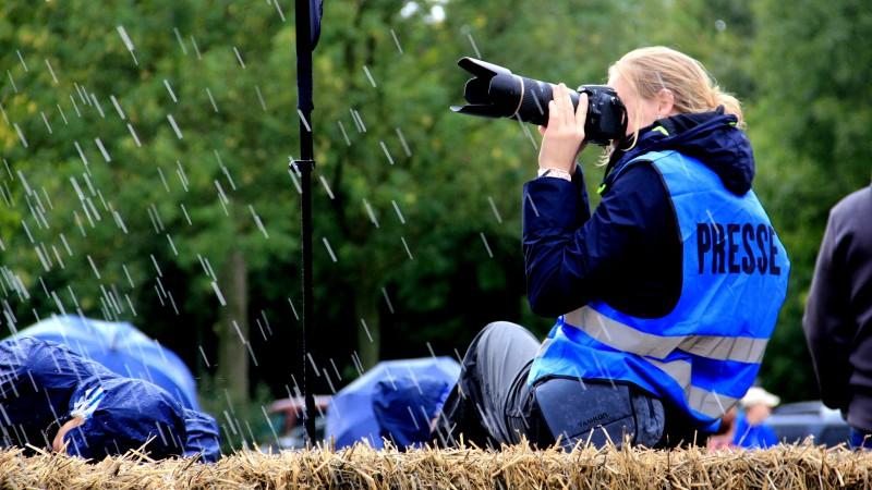 Unser persönlicher Fotograf beim StrongmanRun in Köln 2017