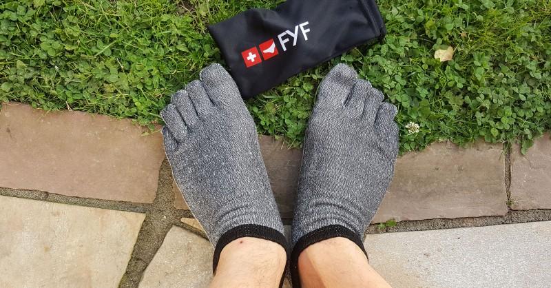 FYF Barfußschuhe von Swiss Barefoot im Test