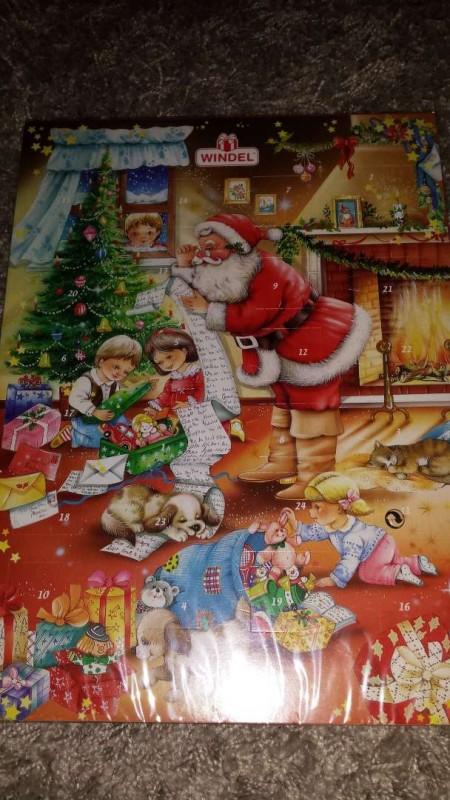 Windel Weihnachtskalender.Windel Adventskalender Kalorien Nährwerte Produktdaten