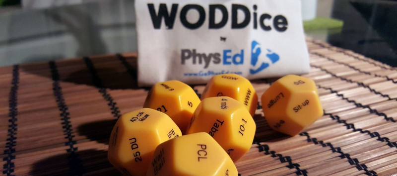 WODDice im Test bei buffcoach.net