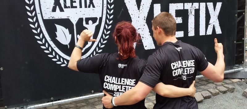 XLETIX Challenge Rhein-Main 2015 Completed